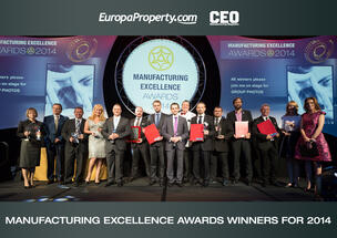 CEE region's top manufacturers recognised for Manufacturing Excellence in Warsaw
