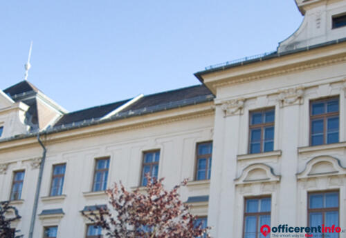 Offices to let in Palais Sterneck