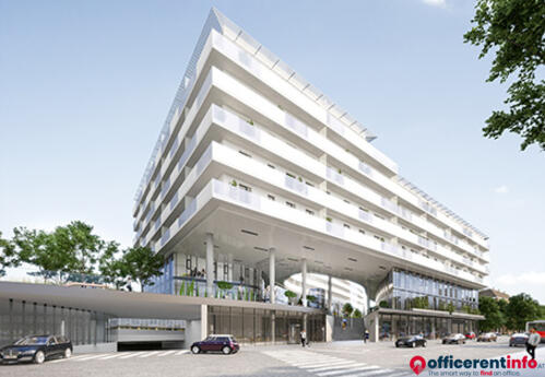 Offices to let in Messecarre Regus