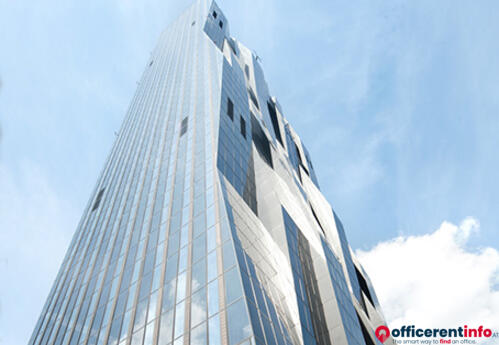 Offices to let in DC Tower Regus