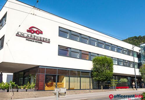 Offices to let in AM ARENBERG